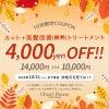 【10月限定クーポン】カット+美髪(酸熱)トリートメント ¥14,000→¥10,000(税別)の画像