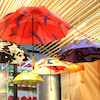 【イベントレポート】傘から鳥の陶器のオブジェまで!「鈴木マサルの傘 10周年」(10/19迄)の画像