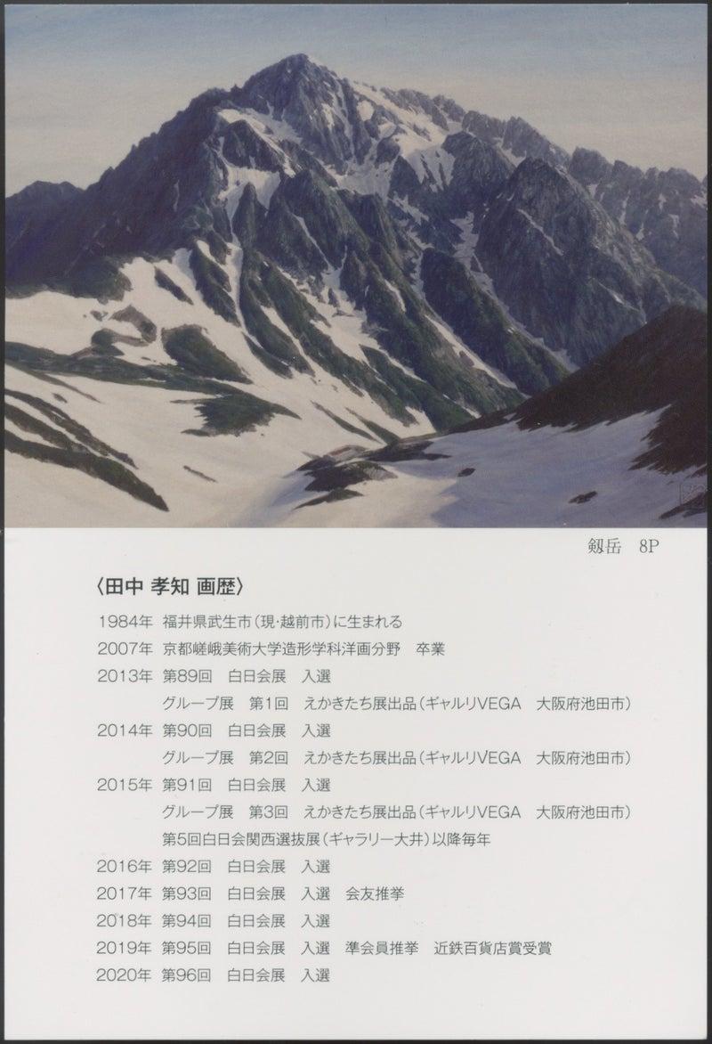 田中孝知画歴