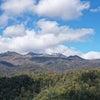 トムラウシ山 冠雪の画像