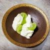 シャインマスカット &  モッツァレラチーズの画像