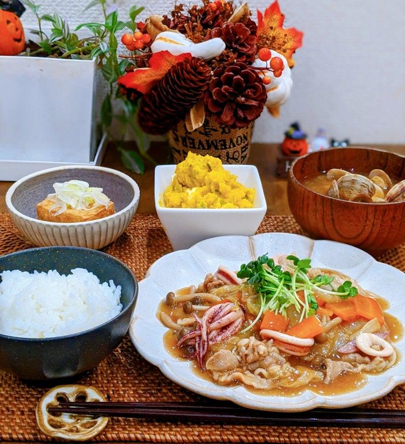 と の 白菜 うま煮 豚肉 豚バラ肉と白菜のうま煮のレシピ/作り方