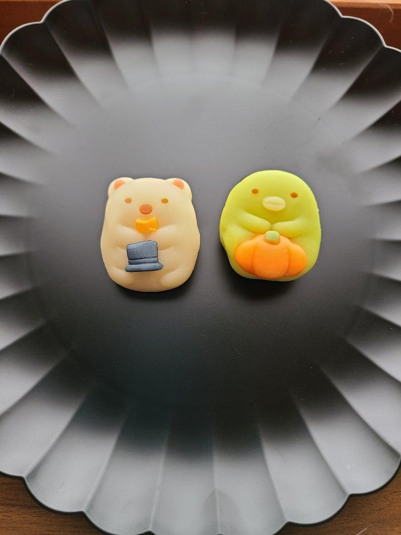 「すみっコぐらし」の和菓子のお味は?