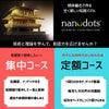 【定額コース】ナノドッツを習い事にしませんか?の画像