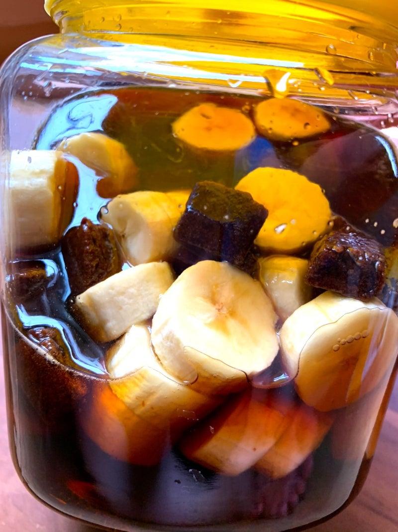 酢 バナナ バナナ酢の作り方