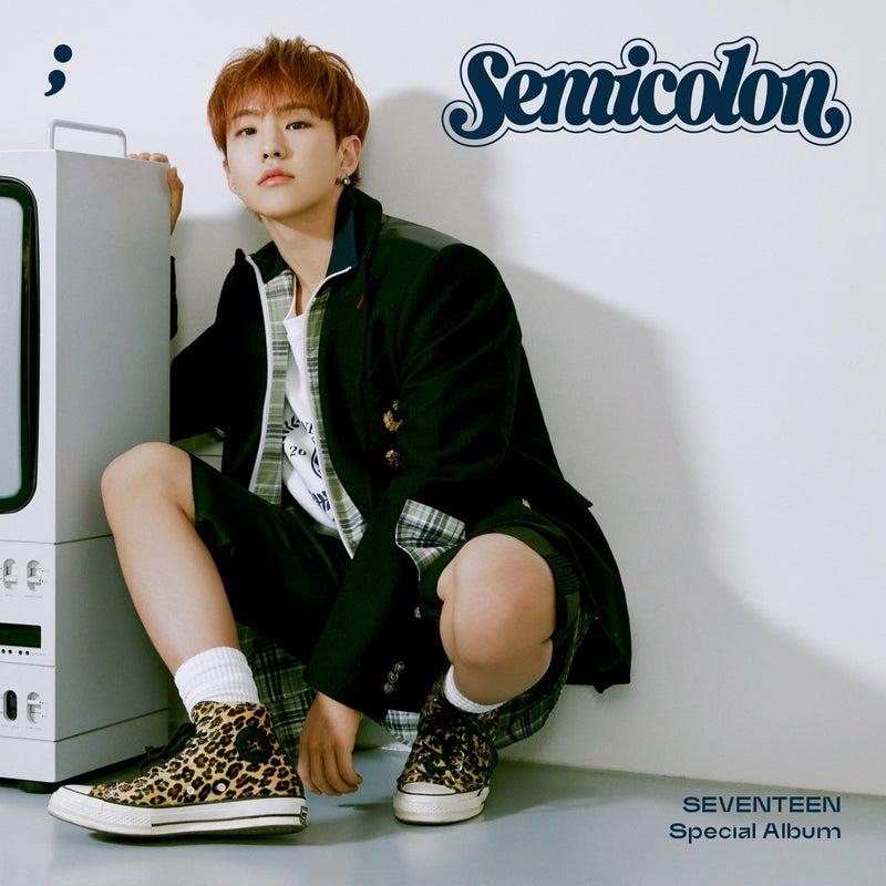 Seventeen セミコロン
