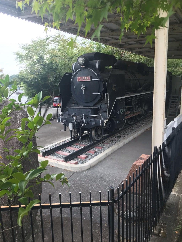 茨木市のSL(蒸気機関車)と、online面会
