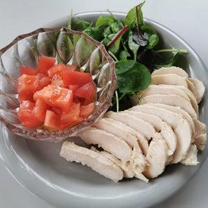 フレーバーオイルで作る鶏ハムの画像