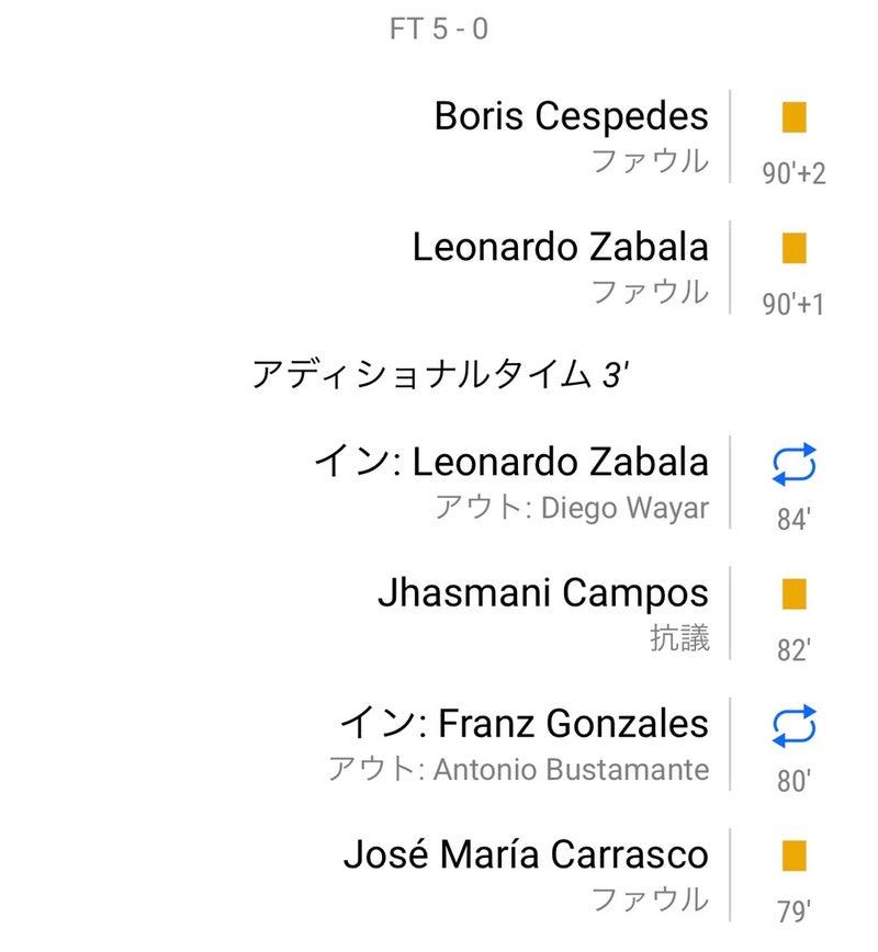 対 ボリビア ブラジル