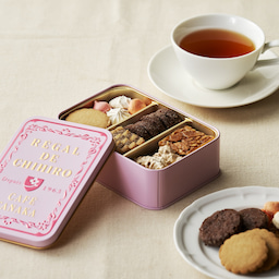 画像 【髙島屋店】11月のクッキー缶の販売について の記事より 1つ目