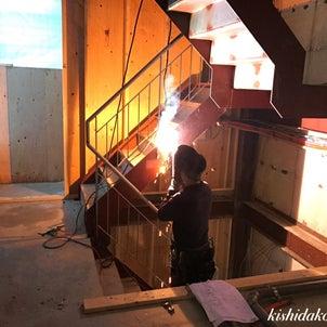 宇治市賃貸ビル リフォーム 鉄骨躯体工事 京都の注文住宅 岸田工務店の画像