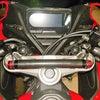 CBR650R マルチバーホルダー(デイトナ)CBR400R用流用 取付の画像