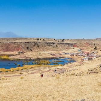 【旅行】たみトラベル Vol.6 ペルーの標高3800mを越える天空の湖「チチカカ湖」を散策!①