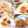 10月のタルト&焼き菓子のご案内★の画像