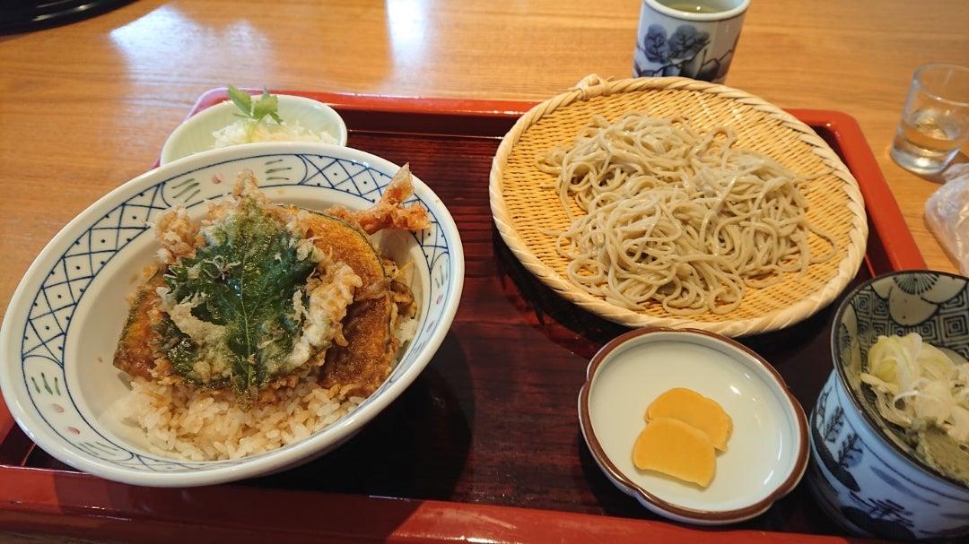 鰻→穴子→海老天丼セット