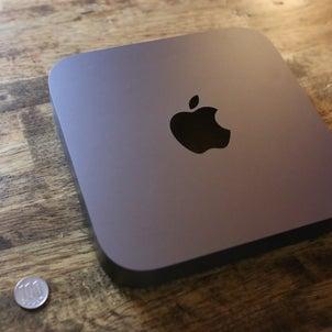 Mac miniという選択の画像