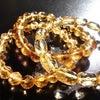 シトリン(黄水晶)【パワーストーン・天然石】の画像