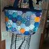 ヘキサゴンのバッグの画像
