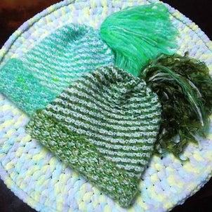 編み物の沼にハマるるる~の画像