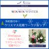 【本日開催】蕨マルシェ_クリスマス花育ワークショップの画像