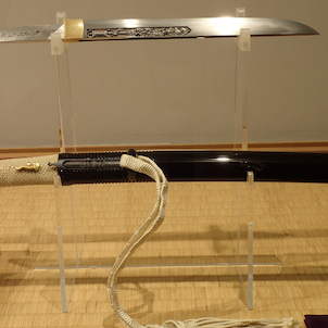 お守り刀特別展開催中!の画像