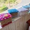 便利な蓋付きクラフトカゴ再入荷&origamiプロジェクト新作☆ 【佐賀県唐津市/雑貨カフェ】の画像