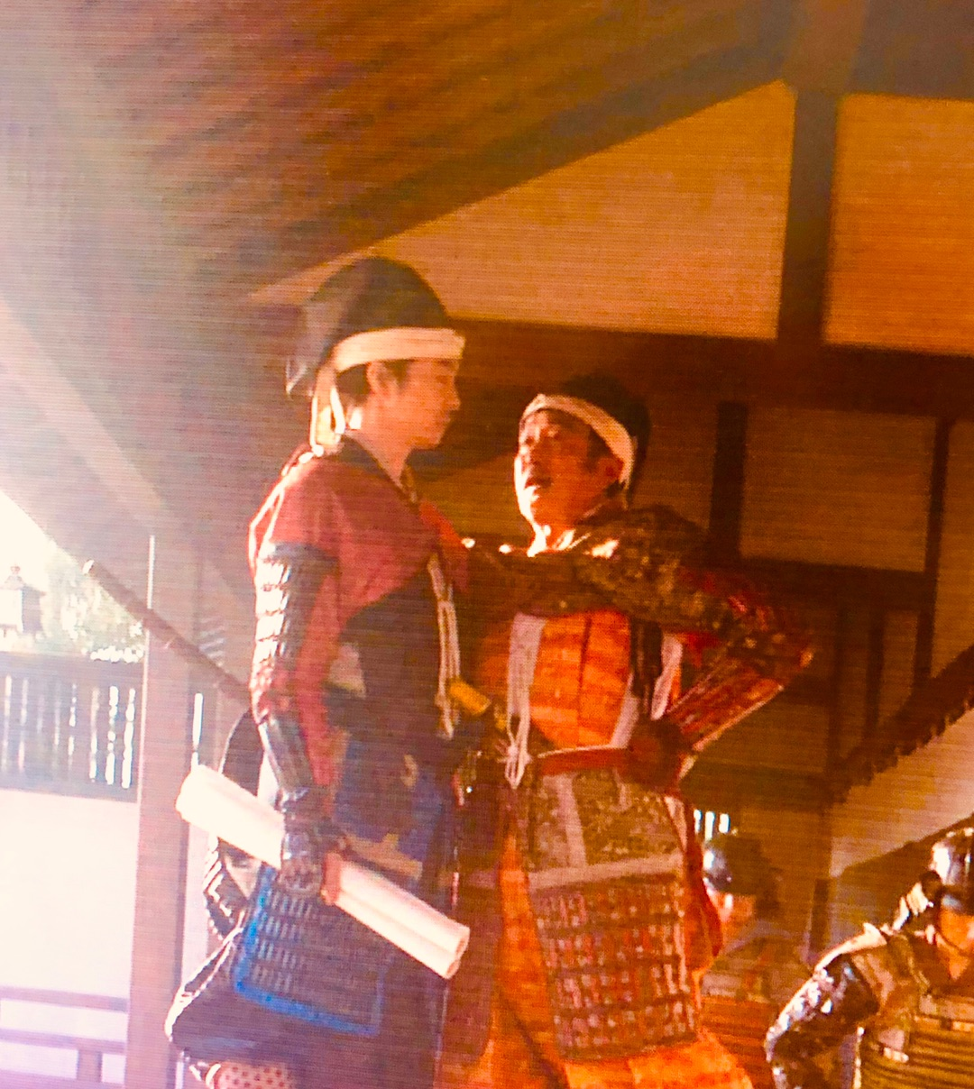 Once upon a time by Bonze大河ドラマ『麒麟がくる』にでた「九十九髪茄子の茶入」NHK大河ドラマ『麒麟がくる』第28回「新しき幕府」のワンシーン