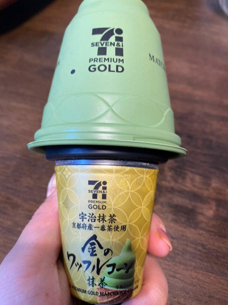 抹茶 アイス セブンイレブン