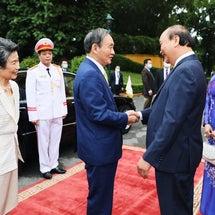 ベトナム訪問:自由で開かれたインド太平洋の実現へ連携強化