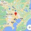 東京の揺れと仲間から夢見