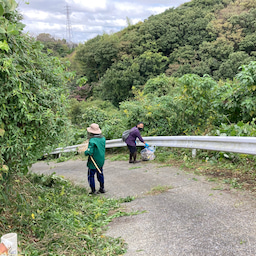 画像 10/11(日)瀬上沢クリーンアップ作戦を開催しました の記事より 2つ目