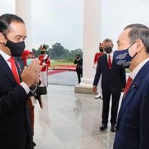 インドネシア訪問:自由で開かれたインド太平洋の推進へ戦略的パートナーシップを強化