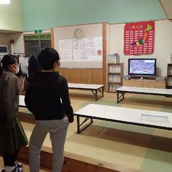 【山村留学:ブログ】秋の朝