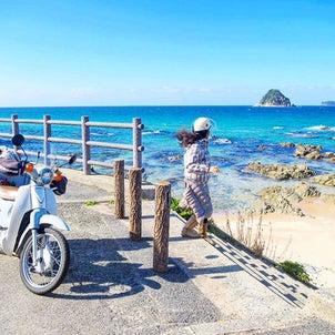 どこまで行けるかな?4泊5日ツーリング④福岡県北九州市門司~本州最西端~北広島町の画像
