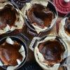ストウブで「バスクチーズケーキ」の画像