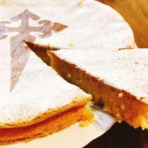 スペインのアーモンドケーキと言えばコレなレシピをご紹介の画像