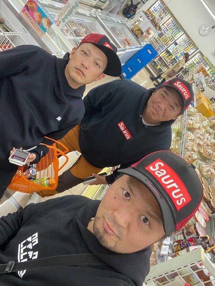 東京湾ナイトシーバス SAURUS3兄弟×Peeds