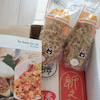 クボタからお米と玄米パスタ♪佐川さん驚く!の画像