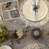 Chilewich祭り①…チルウィッチペブルマットテーブルの画像