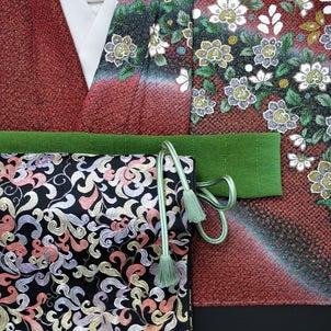 鹿児島山形屋ながもち屋 霜月・きものスタイル展の画像