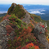 紅葉でリベンジ! ~ 錦繍の八海山の画像