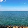 海は心が洗われますの画像