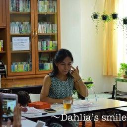 画像 『明るい気持ちになりました』@笑顔レッスン&椅子ヨガ の記事より 2つ目