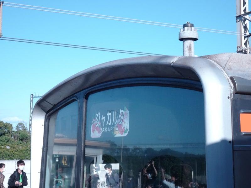 鉄道 EF81型 新習志野駅 205系 配給 2020 1021 06