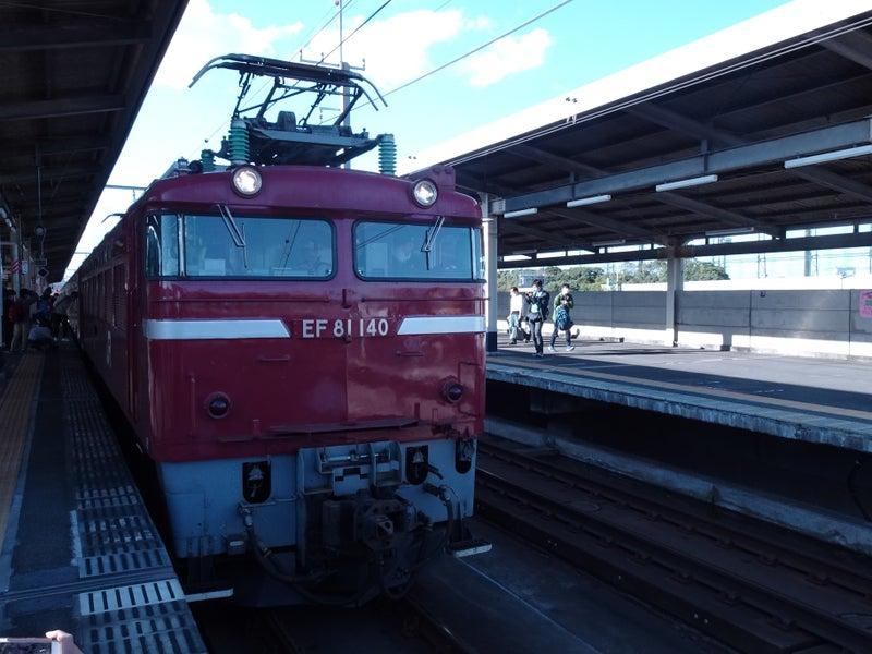 鉄道 EF81型 新習志野駅 205系 配給 2020 1021 02
