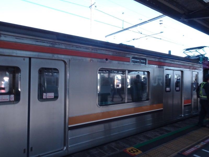 鉄道 新習志野駅 205系 配給 2020 1021 04