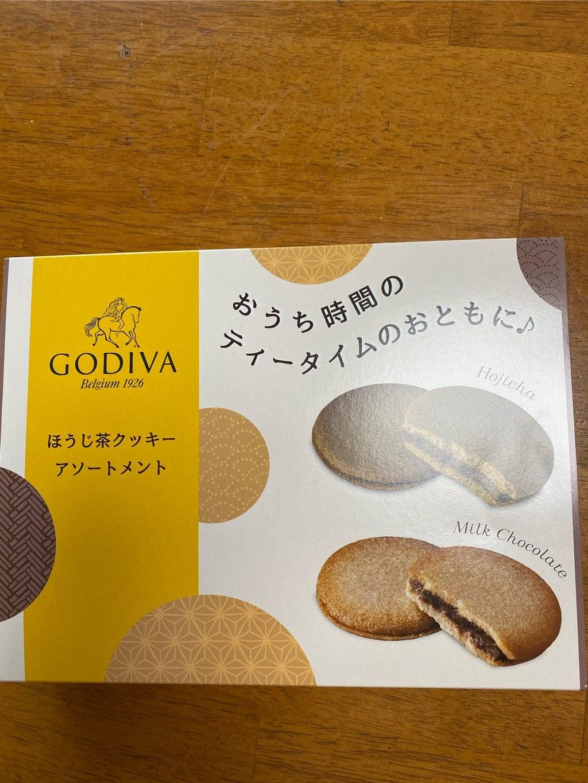 クッキー アソート ゴディバ