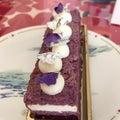 マリオット特典 リッツカールトン大阪グルメショップでケーキ