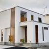 オープンハウス!塗り壁、キューブの家の画像