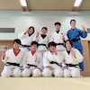 柔道練習会の画像